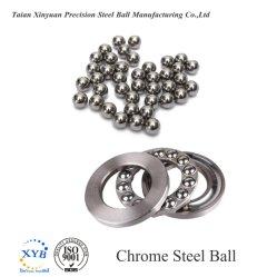 Alliage de Chrome 52100 les billes en acier pour roulement/Excavatrice/Outils de la machine