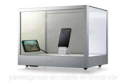 Окно Yashi 46-дюймовый прозрачный сенсорный экран ЖК-дисплей для отображения рекламы