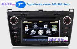 Reproductor de audio para coche Mazda 6 GPS Navigator