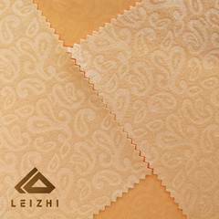 100 % polyester Tricot gaufré Super Poly brossé de tissus de triacétate