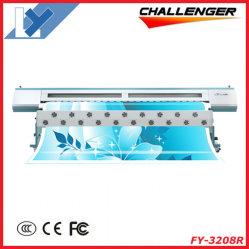 Im Freien Digital-zahlungsfähiger großes Format-Drucker (FY-3208R mit 8PCS Seiko Spt510 Schreibkopf)