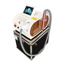 O peeling de carbono Q laser YAG Laser Mini Laser de Pico