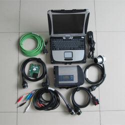 MB Star SD C4 + logiciel HDD avec outil de diagnostic de l'ordinateur portable