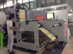 Machine d'impression flexo ZB-650 130m/min Speed sac de papier, papier couché PE