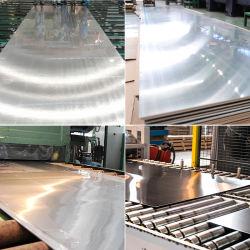 Duplex 316L 310S 321 2b Ba beëindigt het Blad van het Roestvrij staal