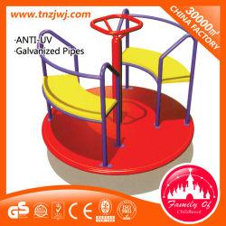 Стальной ротации для использования вне помещений игровая площадка детей механизм стояночного тормоза