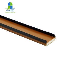 접착식 테이프 방포 씰링 스트립 웨더스트립 플레임 PVC 측면 윙