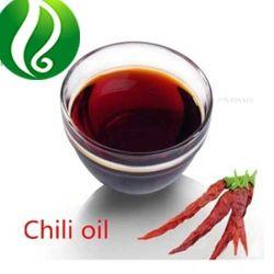 Capsium extrait de l'huile de piment d'huile de massage de corps pour l'assaisonnement