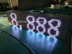 Location P7.62/P10 signe de voiture/signe de la fenêtre Affichage LED de déplacement de texte