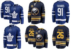 Toronto Maple Leafs Джон Таварес Buffalo Rasmus Dahlin хоккей футболках NIKEID