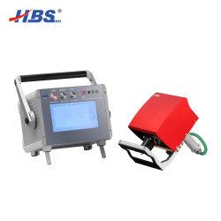 Ordinateur de poche électrique portable martelage de points de marquage pour le numéro de vin de la machine Machine de marquage