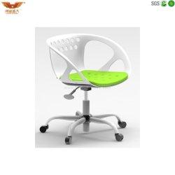Assemblage facile Guest tissu à mailles Greffier pivotants Chaises de bureau de la formation (hyl200 PW)