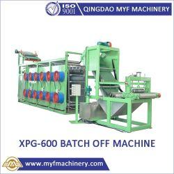 Xpg-600 Lote de goma de la máquina de refrigeración para el enfriamiento después de la mezcla de hoja de caucho