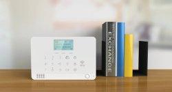 Esteuerter G/M SMS RFID Autodial Bewegungs-Fühler der APP-inländisches Wertpapier-Warnungssystem-StimmenPIR