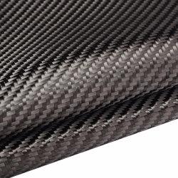 3K 240g de tissus à armure sergé bidirectionnel en fibre de carbone pour carrosserie de voiture