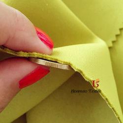 Qualité respirante Simple/Double Face tissu en daim de l'air/tissu de plongée