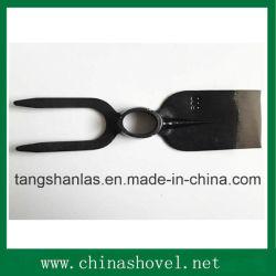 Fourchette ferme de haute qualité de la bineuse Outil à main de la bineuse fourche en acier