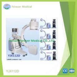 Utilisé à haute fréquence médicale mobile X Ray System c-arm (YJX112D)