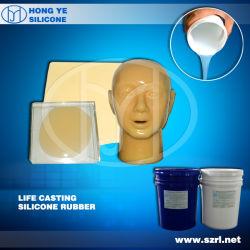 RTV 2 Silikon-Gummi für Charakter Make-up Gesichtsmasken