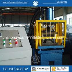 Omega tôle à froid la formation de tartre goujon de canal et la voie de l'équipement de machines de formage de rouleau en métal avec la norme ISO/ce/SGS/Soncap