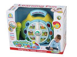 Het Leren van het Stuk speelgoed van jonge geitjes het Intellectuele Speelgoed van de Machine (H0001203)
