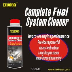 Всю систему подачи топлива более чистых и сильного очистителя, очистителем системы впрыска