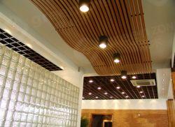 protection environnementale plus écologiques WPC plancher composite de bois et le mur Plafond
