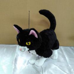 Bambole molli del gatto del giocattolo della peluche del giocattolo della bamboletta della peluche
