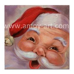 صورة لرسومات زيت بابا فوت سانتا كلوز لزينة عيد الميلاد