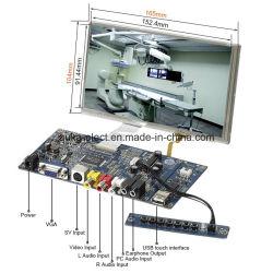 """7.0 """" Module TFT LCD industriel avec numéro de série & panneau tactile"""