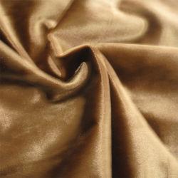 100%Polyester des Samt-Gewebes