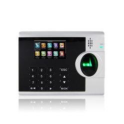 (Modelo 3000T-C) el precio barato tiempo Attenance sistema biométrico de huellas digitales