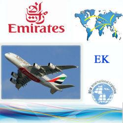 Emirates SkyCargo (EK) Luchtvaartmaatschappij naar Europa contries (CPH, LIL, ATH, VCE, VIE, ZRH, BUD, DME, MXP, PRG, MAD, LIS, BIO, VLC, VAC, luchthaven MLA)