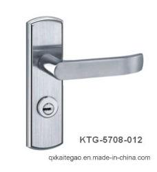 Hohler sicherer Tür-Griff des Edelstahl-304 auf Platte (KTG-5708-012)