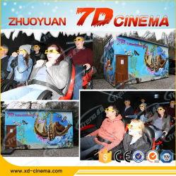 5D 7D Cine 9D con la Casa de la cabina