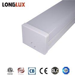 Falso techo LED Empotrables luz lineal con doble tira SMD