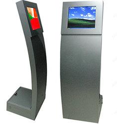 China isento de alta qualidade táctil interactiva permanente dos quiosques de informações do fabricante da máquina