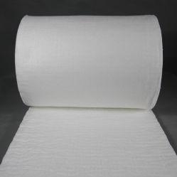 coperta bianca pura termoresistente delle lane della fibra di ceramica 1260c