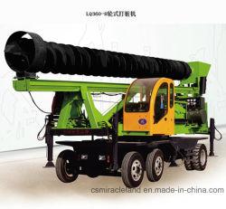 Tipo de rueda360-8 Lq Sinfín largo montón Perforación