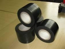 Caoutchouc butyle Polyéthylène PE intérieur de l'Anticorrosion souterrain Enveloppement du ruban adhésif