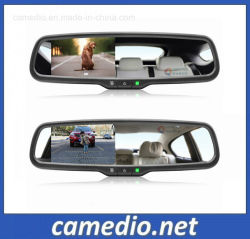 "4.3"" TFT LCD soporte de la vista trasera del coche Parking Mirror Monitor"