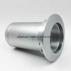LED-Gehäuseteile, LED-Beleuchtungsteile, Cnc-Bearbeitungsteile Für Aluminiumstrahler, CNC-Fräsbearbeitung, CNC-Drehen Bearbeiteter Teile