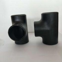 Acciaio al carbonio di ASME/ANSI B16.9/acciaio inossidabile uguale/che riduce il T dell'accessorio per tubi
