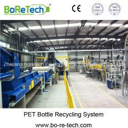 B to B de la ligne de recyclage de bouteilles PET (TL6000)