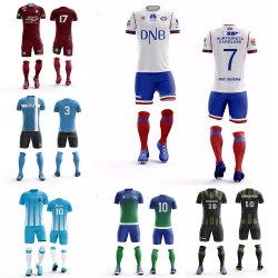Nouveau Style Adutl Blank Soccer Jersey Jersey Shirts Mens Sports Football
