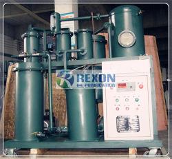 Purificador de óleo de lubrificação de vácuo Máquina para De-Water e Óleo Limpo
