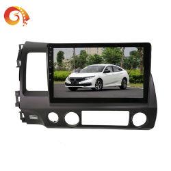 Android 1024 * 600 HD 1080p Full Touch Screen Mirror 2DIN 스테레오 차량용 무전기 플레이어 도요타용 GPS/Bluetooth가 있는 차량용 DVD 플레이어 오래된 시빅 카 비데 플레이어