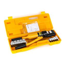 ひだが付く範囲16~300mm2 (HHY-300)が付いている油圧圧着工具