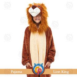 حيوانيّ رسم متحرّك موضوع حزب أسد ملك [كستثم] بالجملة لأنّ بالغ وأطفال