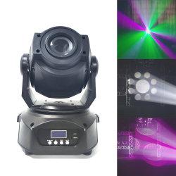 Illuminazione capa mobile del punto del Gobo LED del proiettore 90W del randello